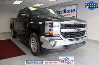 Used 2016 Chevrolet Silverado 1500 LT Truck for sale in Batavia, NY