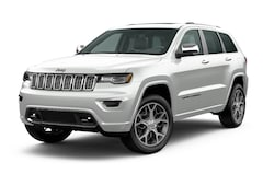 2020 Jeep Grand Cherokee OVERLAND 4X4 Sport Utility for sale near Brockport