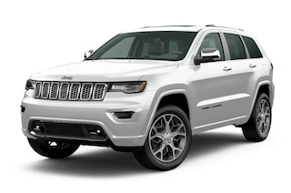 New 2020 Jeep Grand Cherokee OVERLAND 4X4 Sport Utility for sale in Batavia
