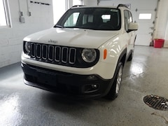 2018 Jeep Renegade LATITUDE 4X4 Sport Utility for sale in Batavia, NY