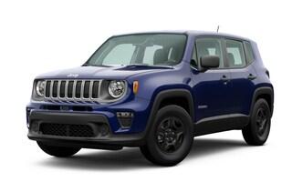 New 2020 Jeep Renegade SPORT 4X4 Sport Utility for sale in Batavia