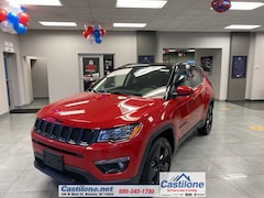 2021 Jeep Compass ALTITUDE 4X4 Sport Utility for sale near Clarence, NY