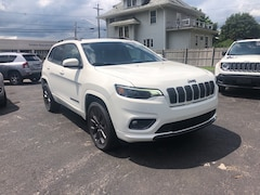 New 2019 Jeep Cherokee HIGH ALTITUDE 4X4 Sport Utility for sale in Batavia, NY