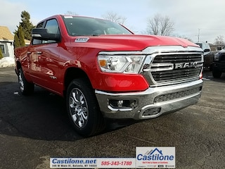 New 2020 Ram 1500 BIG HORN QUAD CAB 4X4 6'4 BOX Quad Cab for sale in Batavia
