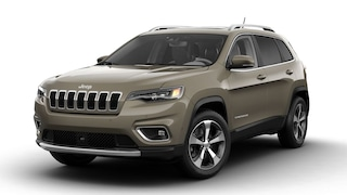 New 2021 Jeep Cherokee LIMITED 4X4 Sport Utility for sale in Batavia