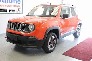 2017 Jeep Renegade Sport SUV for sale in Batavia