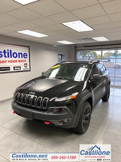 2017 Jeep Cherokee Trailhawk SUV for sale near Buffalo
