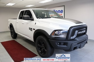 New 2019 Ram 1500 Classic WARLOCK QUAD CAB 4X4 6'4 BOX Quad Cab for sale in Batavia