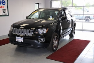 Used 2017 Jeep Compass High Altitude SUV for sale in Batavia, NY