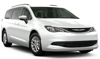 New 2020 Chrysler Voyager LX Passenger Van for sale in Batavia