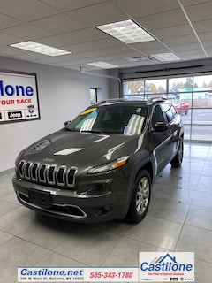 2018 Jeep Cherokee Limited SUV for sale near Buffalo