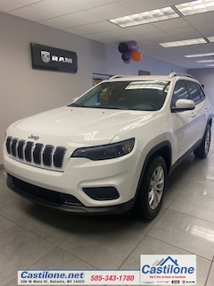 2020 Jeep Cherokee LATITUDE 4X4 Sport Utility for sale near Buffalo