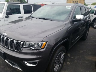 New 2019 Jeep Grand Cherokee LIMITED 4X4 Sport Utility for sale in Batavia