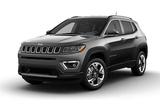 New 2021 Jeep Compass LIMITED 4X4 Sport Utility for sale in Batavia