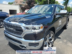 New 2020 Ram 1500 LIMITED CREW CAB 4X4 5'7 BOX Crew Cab for sale in Batavia, NY