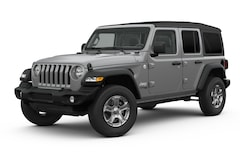 New 2019 Jeep Wrangler UNLIMITED SPORT S 4X4 Sport Utility for sale in Batavia, NY