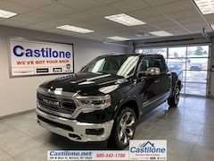 2021 Ram 1500 LIMITED CREW CAB 4X4 5'7 BOX Crew Cab for sale near Clarence, NY