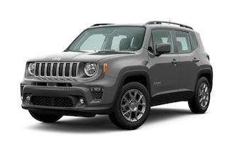 New 2020 Jeep Renegade LATITUDE 4X4 Sport Utility for sale in Batavia