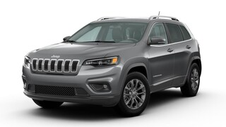 New 2020 Jeep Cherokee LATITUDE PLUS 4X4 Sport Utility for sale in Batavia