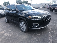 2019 Jeep Cherokee LIMITED 4X4 Sport Utility for sale near Buffalo