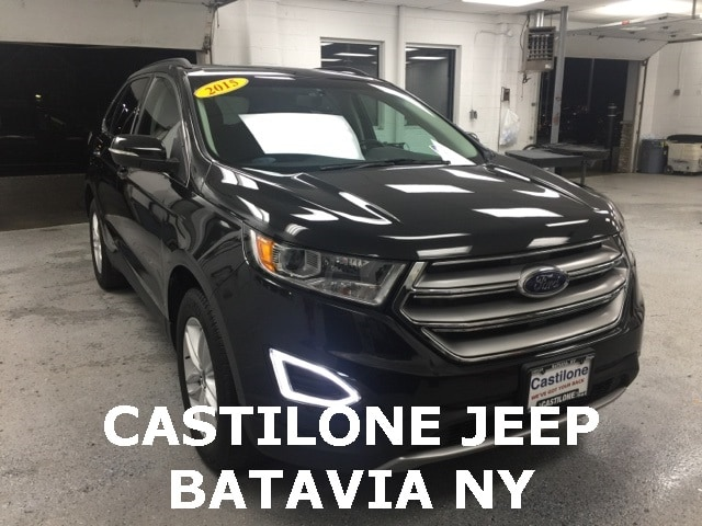2015 Ford Edge SEL SUV for sale in Batavia