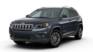 New 2020 Jeep Cherokee LATITUDE PLUS 4X4 Sport Utility for sale in Batavia