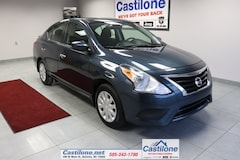 Used 2017 Nissan Versa 1.6 SV Sedan for sale near Rochester, NY