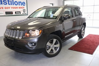 Used 2016 Jeep Compass High Altitude SUV for sale in Batavia, NY