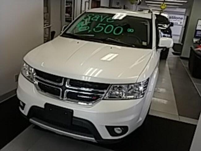 2018 Dodge Journey SXT AWD Sport Utility for sale in Batavia