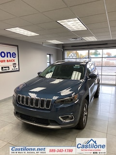 2021 Jeep Cherokee LIMITED 4X4 Sport Utility for sale near Buffalo