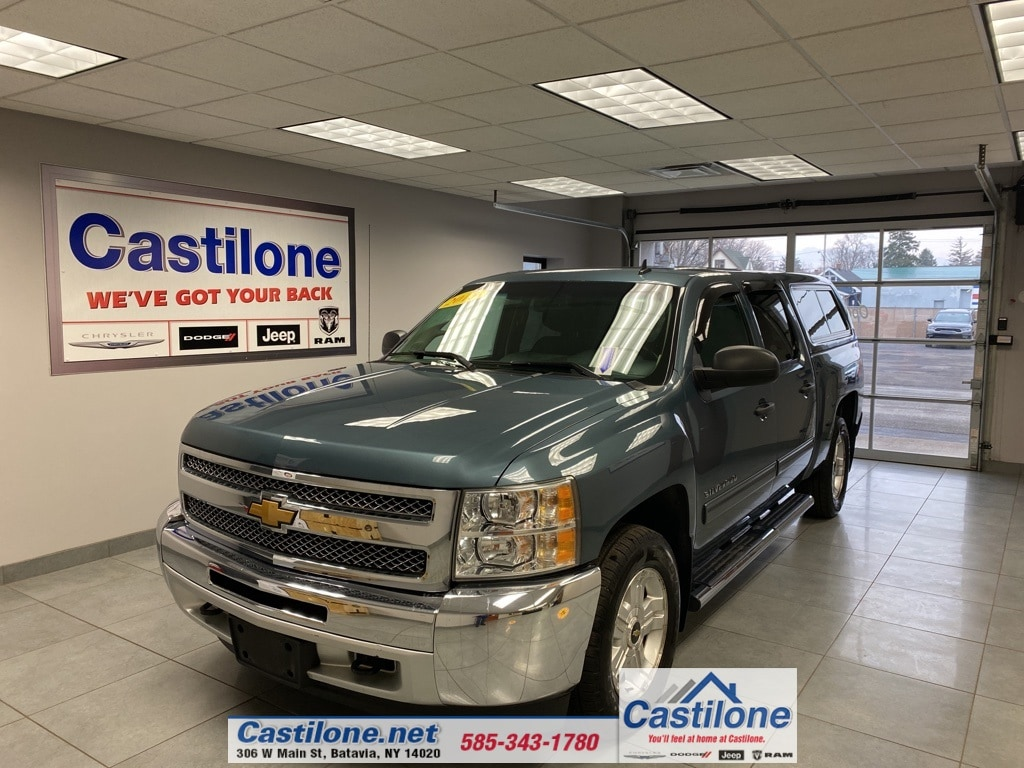 2013 Chevrolet Silverado 1500 LT Truck for sale in Batavia