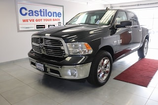 Used 2017 Ram 1500 Big Horn Truck for sale in Batavia, NY