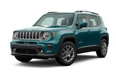 New 2020 Jeep Renegade LATITUDE 4X4 Sport Utility for sale in Batavia, NY