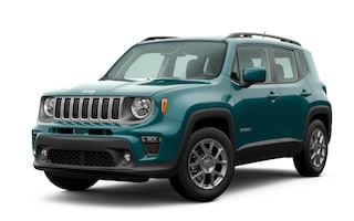 New 2020 Jeep Renegade LATITUDE 4X4 Sport Utility for sale in Batavia