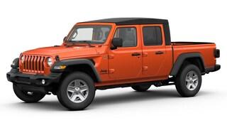 New 2020 Jeep Gladiator SPORT S 4X4 Crew Cab for sale in Batavia