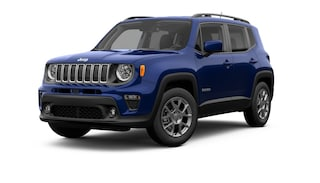 New 2019 Jeep Renegade LATITUDE 4X4 Sport Utility for sale in Batavia