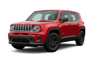 New 2020 Jeep Renegade SPORT 4X4 Sport Utility for sale in Batavia