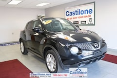 Used 2011 Nissan Juke SV SUV for sale near Rochester, NY