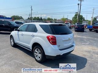 2016 Chevrolet Equinox LT SUV for sale in Batavia