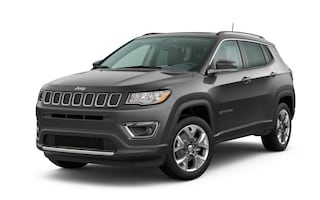 New 2020 Jeep Compass LIMITED 4X4 Sport Utility for sale in Batavia