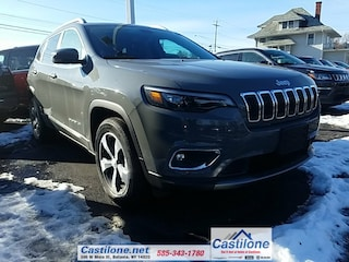 New 2020 Jeep Cherokee LIMITED 4X4 Sport Utility for sale in Batavia