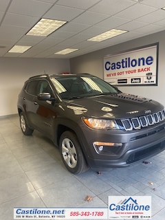 2021 Jeep Compass LATITUDE 4X4 Sport Utility for sale near Le Roy