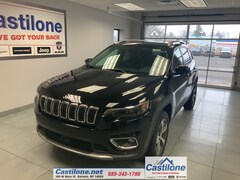 New 2021 Jeep Cherokee LIMITED 4X4 Sport Utility for sale in Batavia, NY
