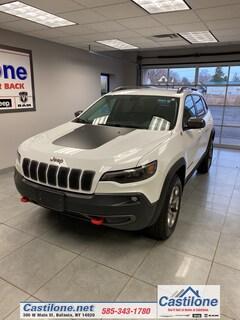 2019 Jeep Cherokee Trailhawk SUV for sale near Buffalo