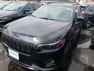 New 2019 Jeep Cherokee ALTITUDE 4X4 Sport Utility for sale in Batavia