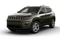 2021 Jeep Compass LATITUDE 4X4 Sport Utility for sale near Le Roy