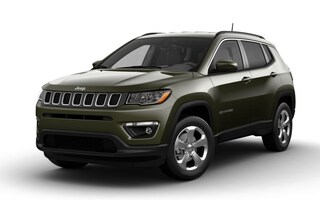 New 2021 Jeep Compass LATITUDE 4X4 Sport Utility for sale in Batavia