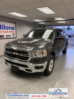 New 2021 Ram 1500 BIG HORN CREW CAB 4X4 5'7 BOX Crew Cab for sale near Rochester, NY