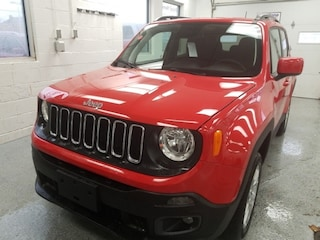 New 2018 Jeep Renegade LATITUDE 4X4 Sport Utility for sale in Batavia