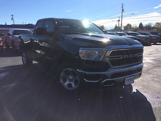 New 2019 Ram 1500 TRADESMAN QUAD CAB 4X4 6'4 BOX Quad Cab for sale in Batavia